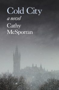 Cathy McSporran Cold City cover large