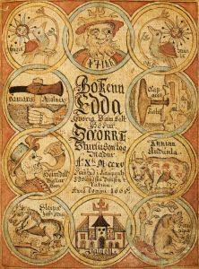 Prose Edda 18th century