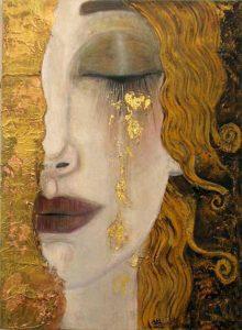klimt - freya's tears