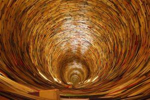 Book image spiral