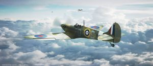 Peter O'Rourke - The Few - Battle of Britain
