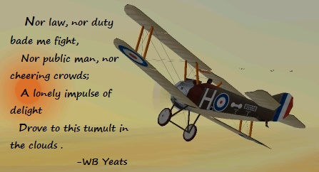 WW1 plane - Yeats 5