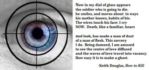 eye-target Keith Douglas 2