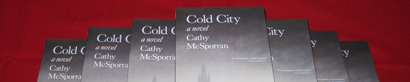 Cold City books cropped
